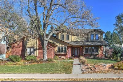 Broomfield CO Single Family Home Sold: $610,000