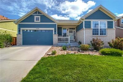 Thornton Single Family Home Active: 13780 Spruce Street