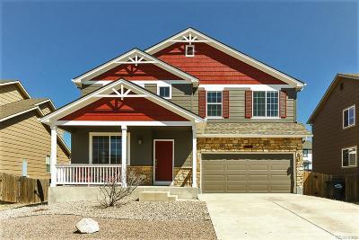 Colorado Springs Single Family Home Active: 7816 Guinness Way