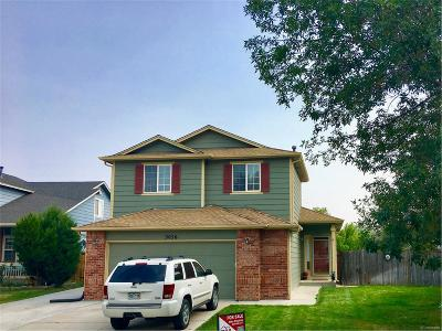 Broomfield Single Family Home Under Contract: 3050 South Princess Circle