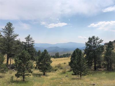 Jefferson County Residential Lots & Land Active: 15095 Wetterhorn Peak Trail