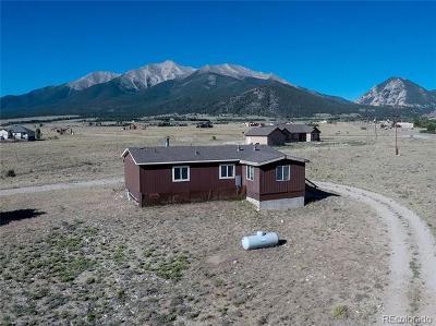 Buena Vista CO Single Family Home Active: $299,000