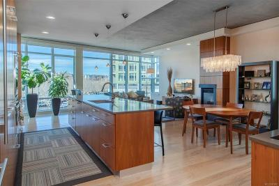 Denver Condo/Townhouse Active: 1690 Bassett Street #16