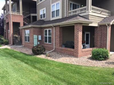 Parker Condo/Townhouse Under Contract: 12858 Ironstone Way #104