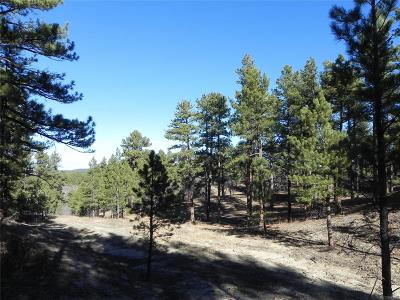 Larkspur CO Residential Lots & Land Active: $8,700