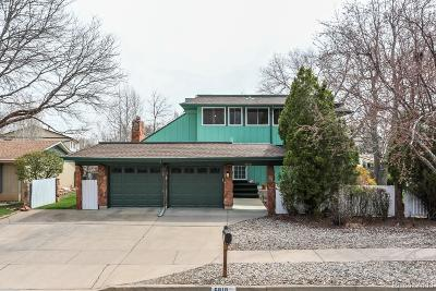 Arvada Single Family Home Under Contract: 6818 Routt Street