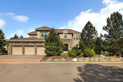 Castle Pines Village, Castle Pines Villages Single Family Home Active: 6205 Oxford Peak Lane