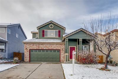Aurora Single Family Home Under Contract: 5347 South Shawnee Street