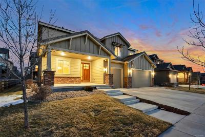 Broomfield Single Family Home Under Contract: 15992 Lookout Point