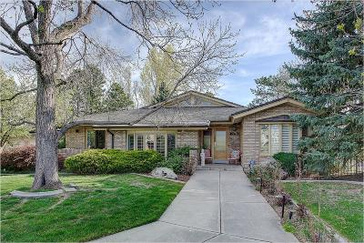 Arvada Single Family Home Under Contract: 7278 Kendrick Street