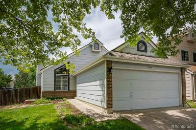 Westminster Single Family Home Active: 11501 Benton Court