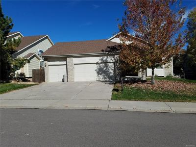 Castle Rock Single Family Home Active: 2370 Bayberry Lane