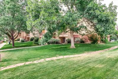 Denver Condo/Townhouse Under Contract: 7665 East Eastman Avenue #A110