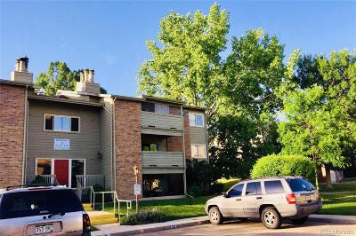 Longmont Condo/Townhouse Under Contract: 50 19th Avenue #33