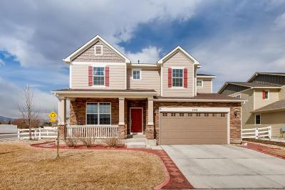 Longmont Single Family Home Under Contract: 1719 Dorothy Circle