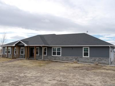 Single Family Home Active: 2695 County Road 41