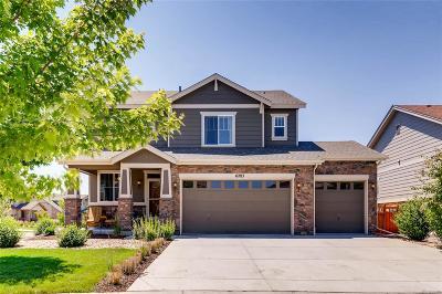 Aurora Single Family Home Under Contract: 6283 North Ensenada Court