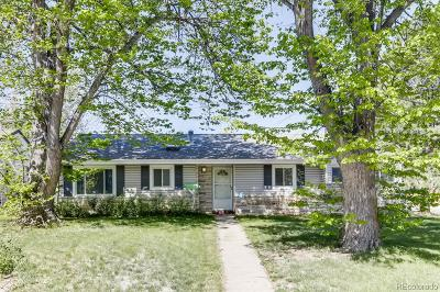 Denver Single Family Home Under Contract: 3301 South Forest Street