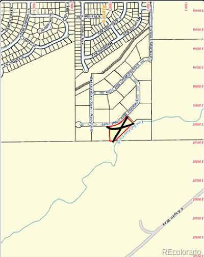 Aurora Residential Lots & Land Active: Lot 3 Blk 6 Heather Ridge Village Industrial Sub 1