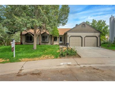 Centennial Single Family Home Active: 4825 East Costilla Place