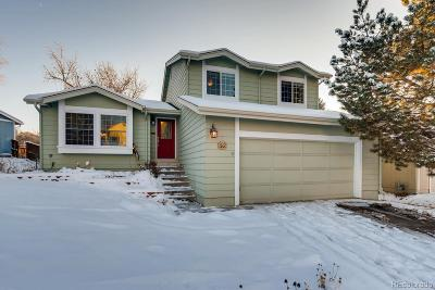Highlands Ranch Single Family Home Active: 322 Mountain Cloud Circle