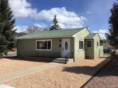 Salida Single Family Home Under Contract: 1201 F Street