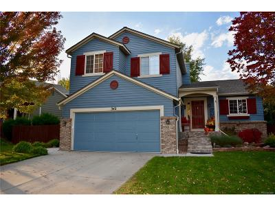 Erie Single Family Home Active: 342 Tynan Drive
