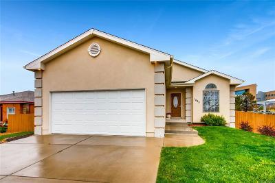 Golden Single Family Home Under Contract: 1495 Juniper Street