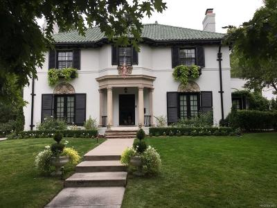 Denver Single Family Home Active: 140 Race Street
