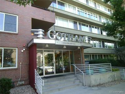 Alamo Placita, Capital Hill, Capitol Hill, Governor's Park, Governors Park Condo/Townhouse Active: 1196 North Grant Street #305