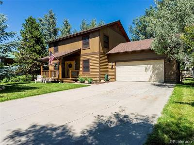 Routt County Single Family Home Active: 1245 Meadowood Court