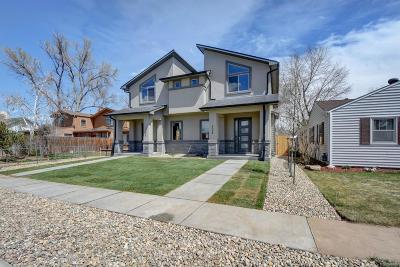 Englewood Condo/Townhouse Under Contract: 3548 South Ogden Street
