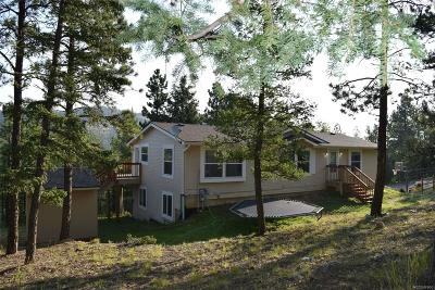 Bailey Single Family Home Under Contract: 412 Lo Meadow Lane