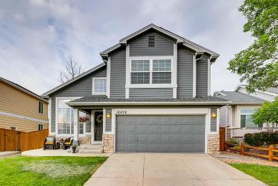 Westridge Single Family Home Under Contract: 10070 White Oak Place