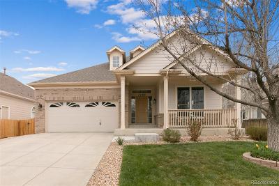 Thornton Single Family Home Active: 12109 Adams Street