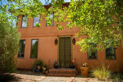 Salida Single Family Home Active: 252 Mesa Court