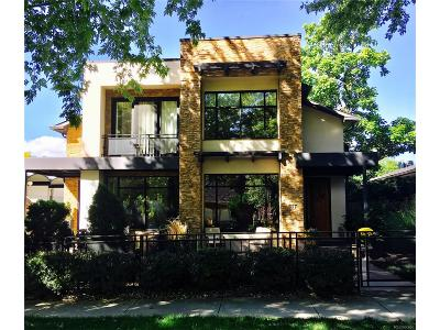 Denver Condo/Townhouse Active: 517 Detroit Street