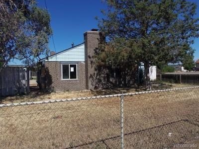 Commerce City Single Family Home Under Contract: 6975 Colorado Boulevard