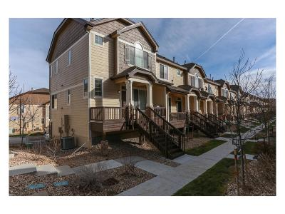 Castle Rock CO Condo/Townhouse Under Contract: $305,000