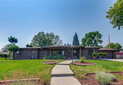 Lakewood Single Family Home Active: 8800 West 7th Avenue