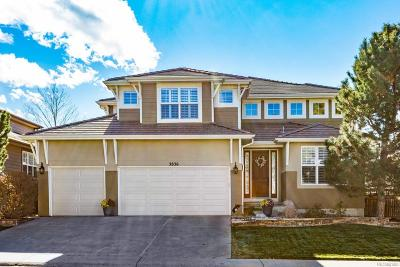 Highlands Ranch Single Family Home Under Contract: 2836 Rockbridge Circle