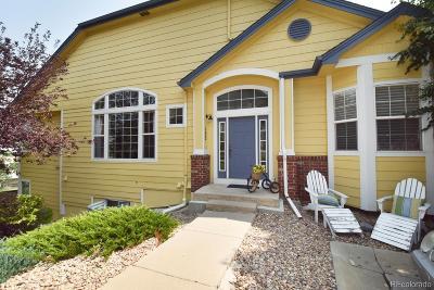 Superior Condo/Townhouse Under Contract: 2855 Rock Creek Circle #152