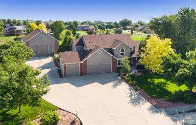 Longmont Single Family Home Under Contract: 1959 Blue Mountain Road