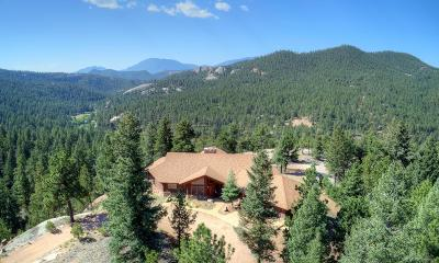 Pine Single Family Home Under Contract: 15572 South Elk Creek Road