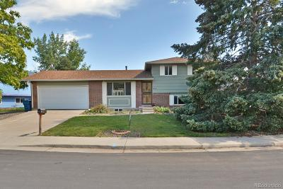 Broomfield County Single Family Home Active: 1120 Lilac Street