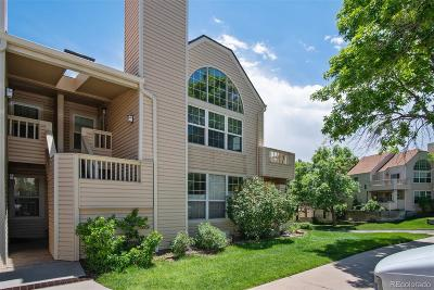 Lakewood Condo/Townhouse Under Contract: 985 South Miller Street #303