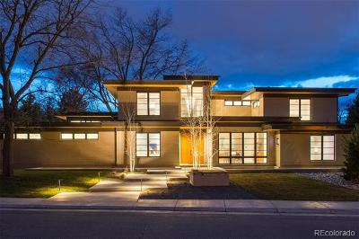 Denver Single Family Home Active: 701 South Jackson Street