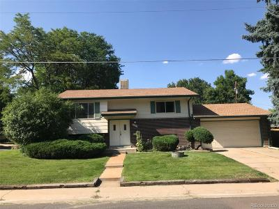 Arvada Single Family Home Active: 11965 West 61st Avenue