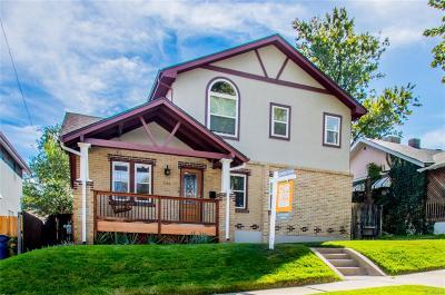 Denver Single Family Home Active: 5146 Stuart Street