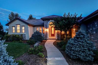Castle Rock CO Single Family Home Active: $970,000